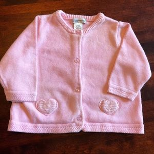 💕 5/$30 First Impression pink sweater